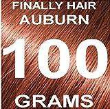 Finally Hair Building Fiber Refill 100 Grams Auburn