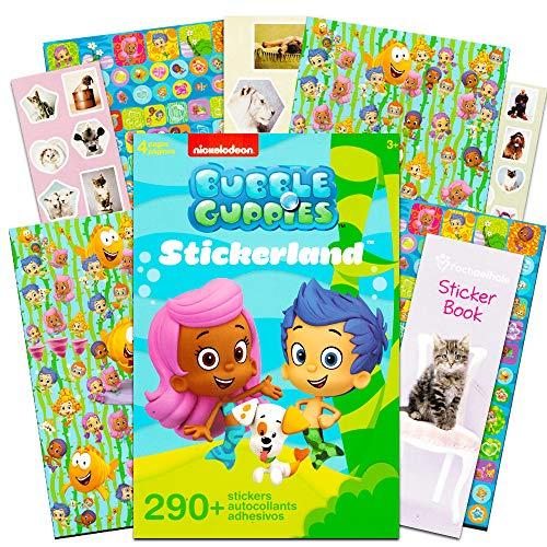 Bubble Guppies Stickers ~ 290 Reward Stickers]()