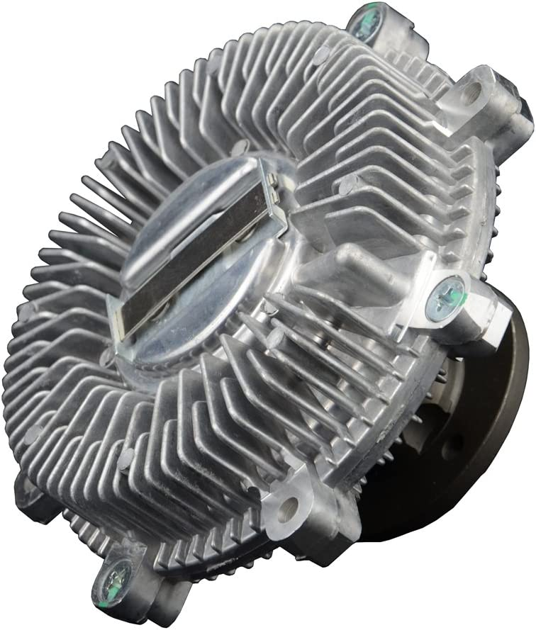 1A Auto Radiator Fan Clutch for Equator Frontier Xterra Pathfinder NV 1500 2500 3500 NEW