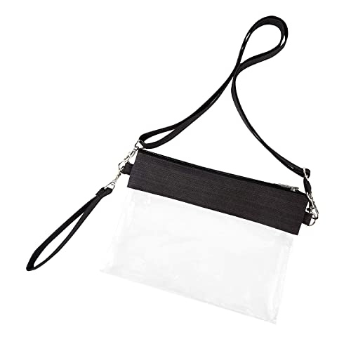 Yorssley Clear Purse Crossbody Bag and Handbags Stadium Approved for Women/&Men