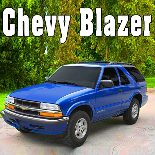 Shift Chevy (Chevy Blazer Parallel Parking: Shifts into Gear, Pulls up Left to Right, Idles & Shuts Off)