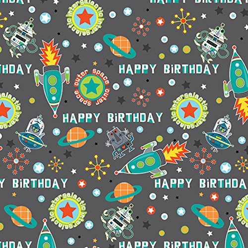 jillson roberts flat gift wrap in assorted designs birthday bash 12 sheet count efw001 buy online in ksa office products products in saudi arabia