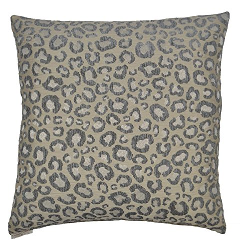 Price comparison product image Van Ness Studio Sarafina Decorative Throw Pillow, Silver