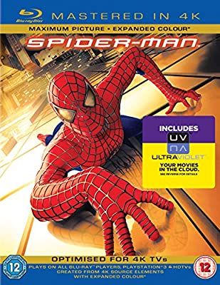 Spider-Man [Reino Unido] [Blu-ray]: Amazon.es: Tobey Maguire ...