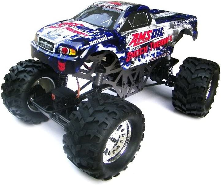Best RC Monster Truck Reviews: Grave Digger, Bigfoot and More 1
