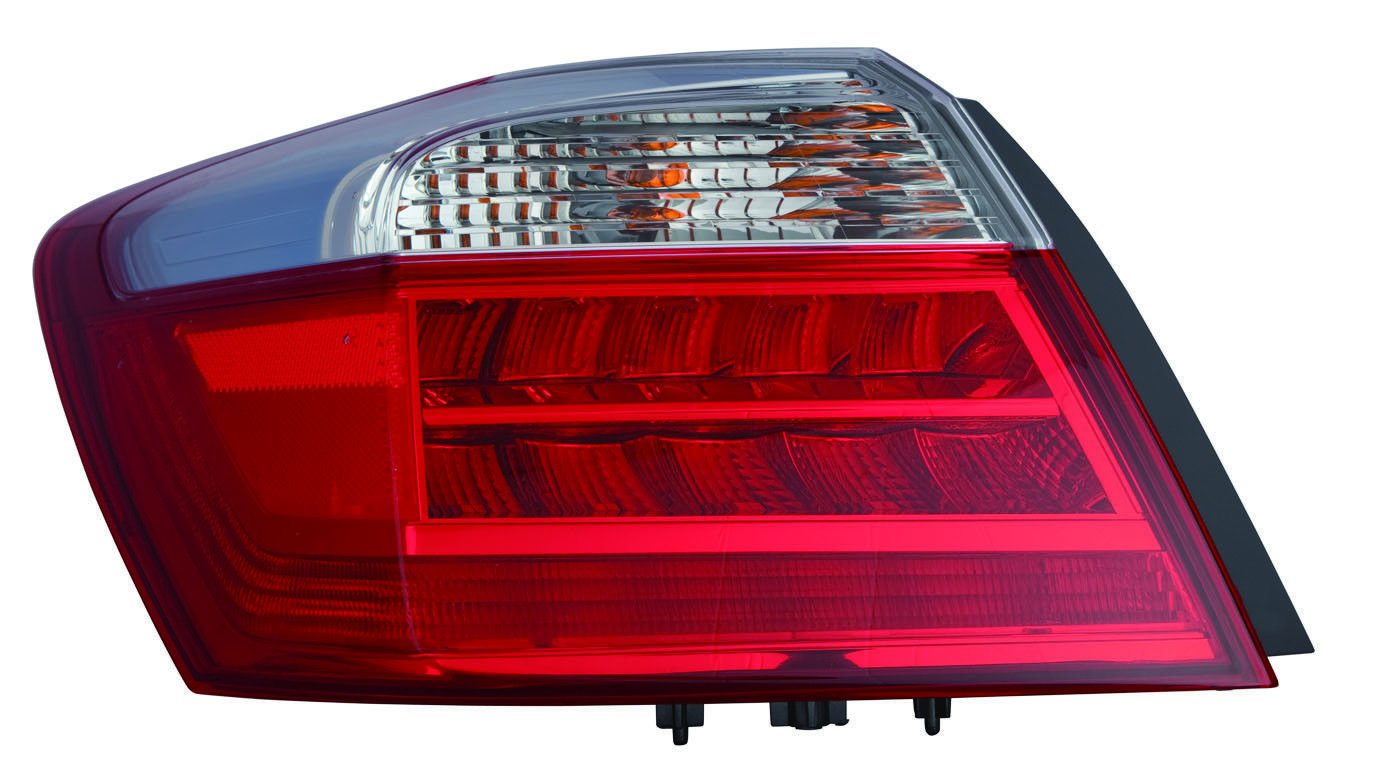 Depo 317-19A5R-AF8 Tail Lamp Assembly LED TYPE PASSENGER SIDE NSF