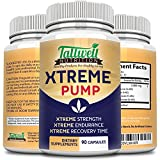 Xtreme Pump Muscle Building Amino Acids - Arginine, Ornithine, Glutamine, Xtreme Performance, Strength, Endurance & Stamina, Reduced Recovery, 90 Veggie Capsules, This works Great!!