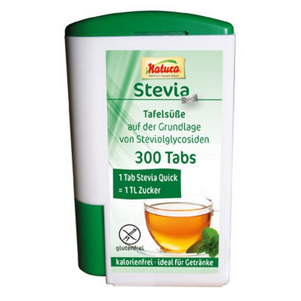 Stevia Quick (300 Stk): Amazon.de: Drogerie & Körperpflege