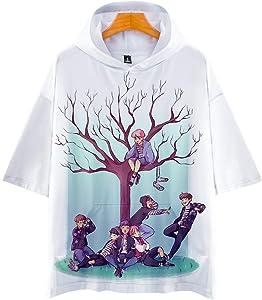 camiseta de bts para verano