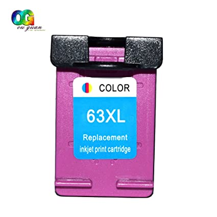 3x Black+1x Color 63XL Ink For HP Officejet 3830 3831 3832 3834 4650 All-in-One