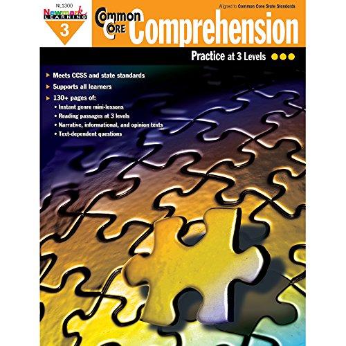 Common Core Comprehension Grade 3 (CC Comp)