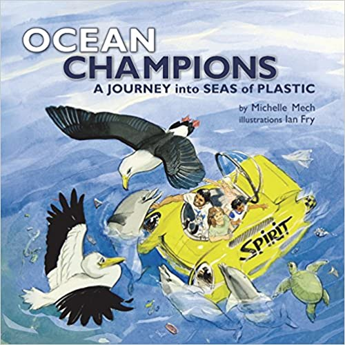 Ocean Champions A Journey into Seas of Plastic