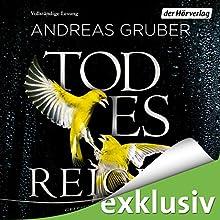 Todesreigen (Sneijder & Nemez 4) Hörbuch von Andreas Gruber Gesprochen von: Achim Buch