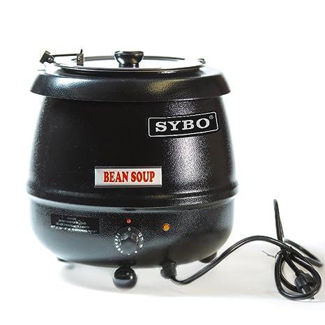Amazon.com: sybo 10 – 1/2 Quart acero inoxidable sopa ...