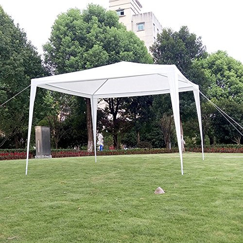 Outdoor Tent 10x10 Ft Beach Garden Canopy Party Wedding Tent Gazebo Pavilion Cater (Party City Bakersfield)
