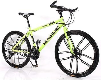 ZMJY Bicicleta, Adulto 26 Pulgadas, 24 velocidades, Ciudad ...