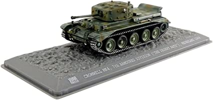 Ultimate Tank Collection Cromwell MK1V tank 1:72 scale diecast model