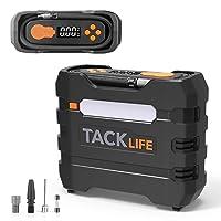 Tacklife ACP1A Air Compressor Pump 12V Tire Pump Deals