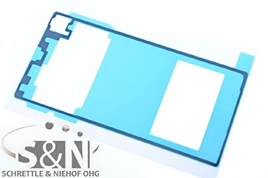 6 opinioni per NG DI Mobile Back Cover Copri Batteria Adesivo di Montaggio Adesivo Nastro