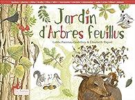 Jardin d'arbres feuillus par Pacreau-Godefroy