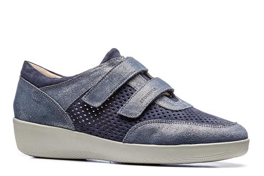Stonefly 110054 Sneakers Mujer 37 EU|Dark Denim