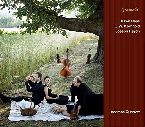 Haas: Adamas Quartett [Adamas Quartett] [Gramola: 99011] by Adamas Quartett (2013-11-28)