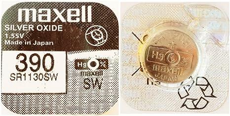 Maxell Sr1130w Knopfzelle Batterie Uhrenbatterie Elektronik