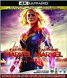 キャプテンマーブル [4K UHD + Blu-ray ※4K UHDのみ日本語有り] (輸入版) -Captain Marvel-