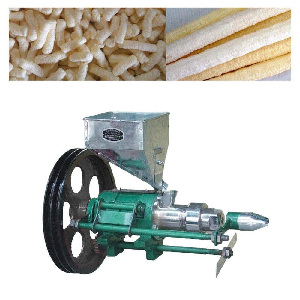Best Choice New Corn Puffed Food Extruder Extruding Food Puffing Machine 20kg/h (NJ CA Warehouse) by GDAE10 (Image #1)