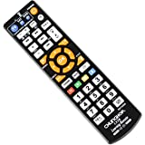 CHUNGHOP Universal IR Learning Remote Control for Smart TV VCR CBL DVD SAT STR-TV CD VCD HI-FI 3 in 1 Programmable Controller