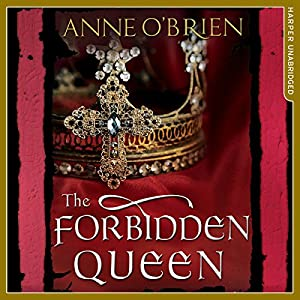 The Forbidden Queen Audiobook
