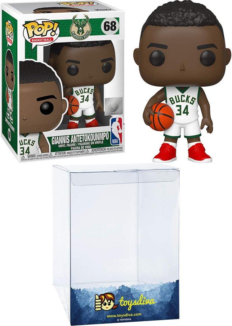 Funko Giann i s Antetokounm p o [Buck s] Pop! Sports Figura de ...