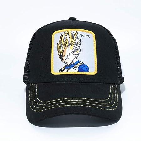 sdssup Gorra de béisbol de Personaje de Anime de Dibujos Animados ...