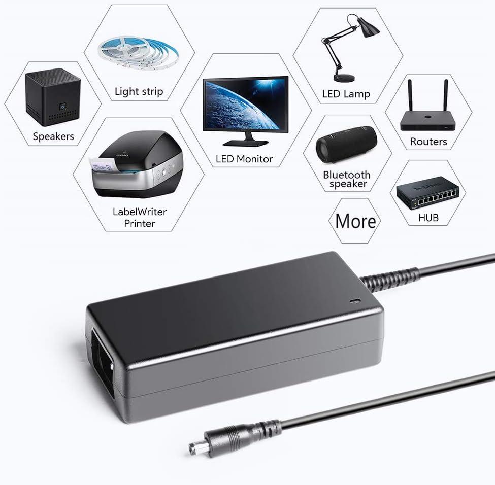 Kfd 60w Universal Netzteil 12v 5a Ladegerät Für Computer Zubehör