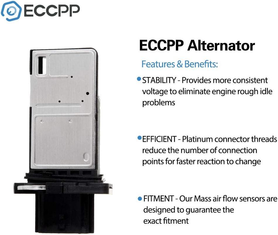 Replacement Parts Automotive ECCPP Mass Air Flow Sensor Meter MAF ...