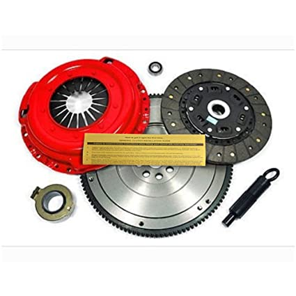 Amazon.com: EFT RACING STAGE 2 CLUTCH KIT+FLYWHEEL 3000GT SL STEALTH ES R/T 3.0L NON-TURBO: Automotive