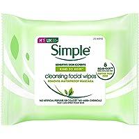 Simple Reiniging gezichtsdoeken, Radiance 25 ct door Simple