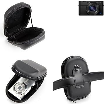 K-S-Trade para Sony Cyber-Shot DSC-RX100 IV: Caso Duro, Estuche ...