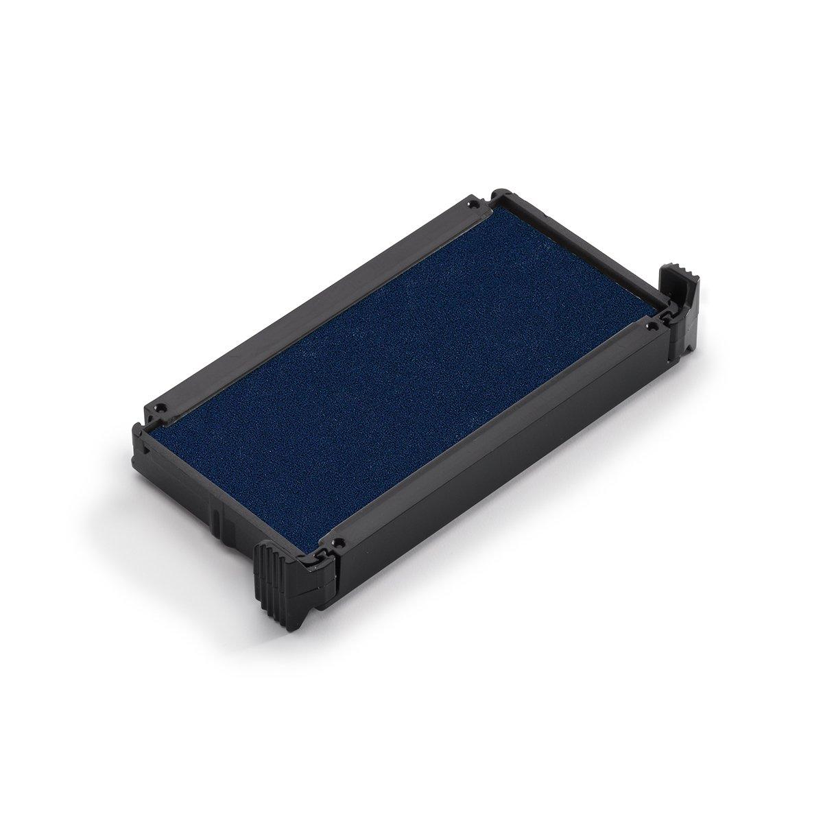 Trodat 4912/6 A CL - Almohadillas de recambio, 2 unidades, azul 6/4912BLU