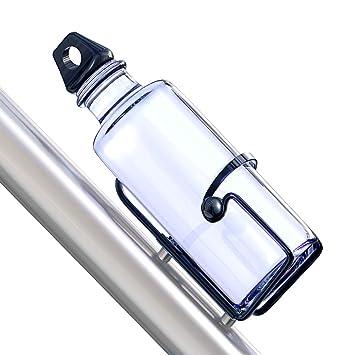 Aluminum Alloy Bike Bicycle Cycling Water Bottle Holder Rack Cage Bracket UK