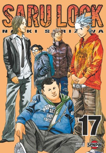 Saru Lock, Tome 17 (French Edition)
