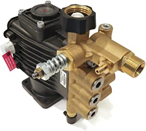 """The ROP Shop 3600 PSI Power Pressure Washer Water Pump, 2.5 GPM, 3/4"""" Shaft for Honda GX200"""
