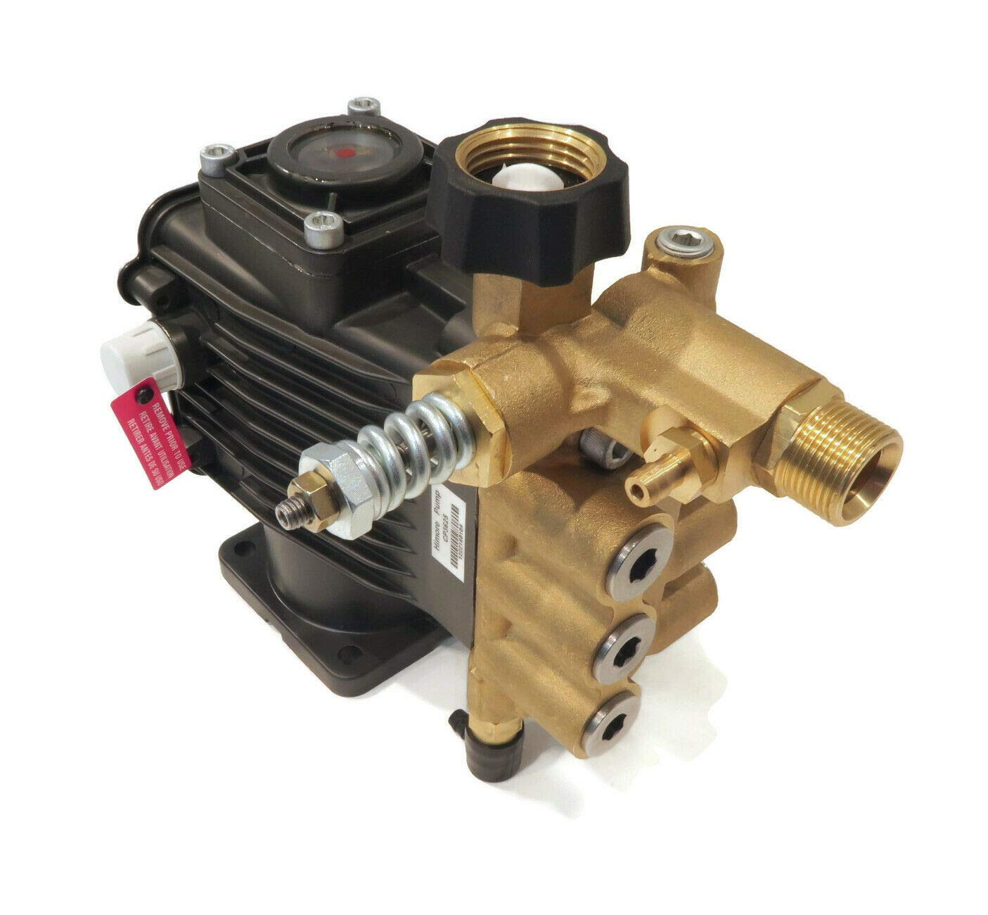The ROP Shop 3600 PSI Pressure Washer Pump, 2.5 GPM for Dewalt DH3028, DXPW3025, DXPW3425