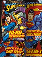 Superman Board Book 4-Pack (Battle of the…