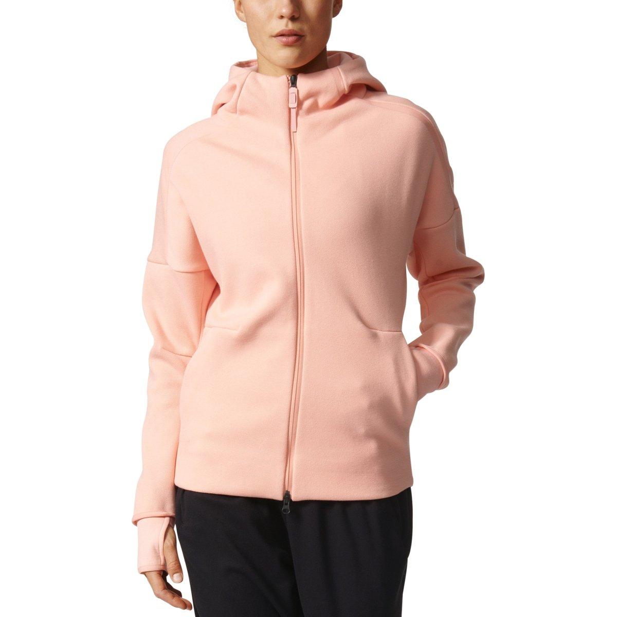 Adidasレディースathletic-wear ZNE Hoodie in Still Breezeピンク – b46939 X-Small  B01N18ZNB6, オオハタマチ f8ba3e73