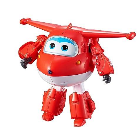 Giochi preziosi super wings robot con trasformazione upw00100