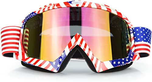 JAMIEWIN Adult Motorcycle Motocross Goggles