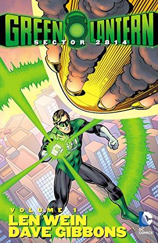 Green Lantern: Sector 2814 Vol. 1 (Green Lantern (1960-1986))