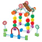Learning Resources Juego de construcción Candy Construction
