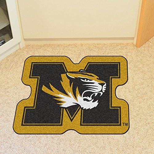 NCAA Missouri Tiger Football Fan Mascot Floor Mat 36